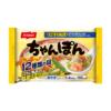 わが家の麺自慢 ちゃんぽん | 商品情報 | ニッスイ
